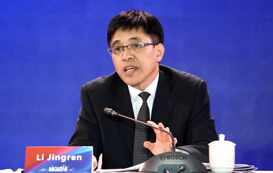 Kweichow Moutai Group general manager and deputy party secretary Li Jingren