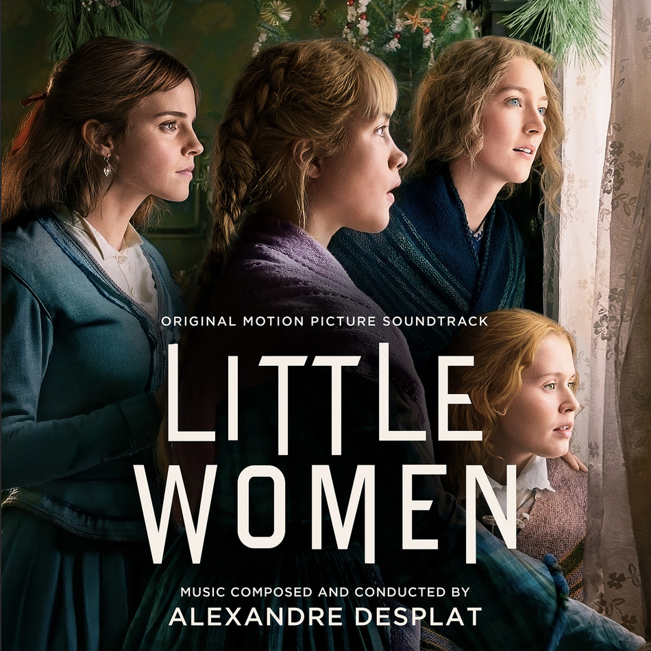 Little Women (Original Motion Picture Soundtrack) by Alexandre Desplat available everywhere Friday, December 13