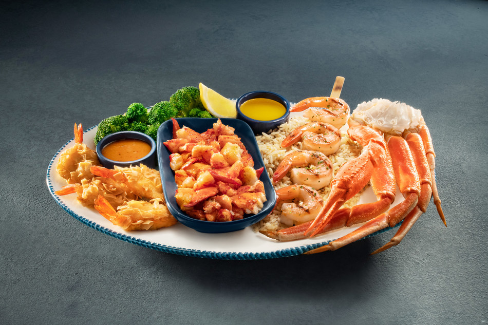 The Create Your Own Ultimate Feast® event is back at Red Lobster® just in time for the holiday season.