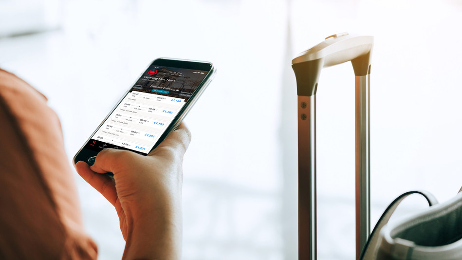 All-New Air Canada App Features Intuitive Design, Faster Experience and Additional Features (CNW Group/Air Canada)