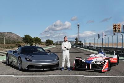 Nick Heidfeld, Automobili Pininfarina Development Driver