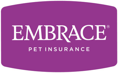 (PRNewsfoto/Embrace Pet Insurance)
