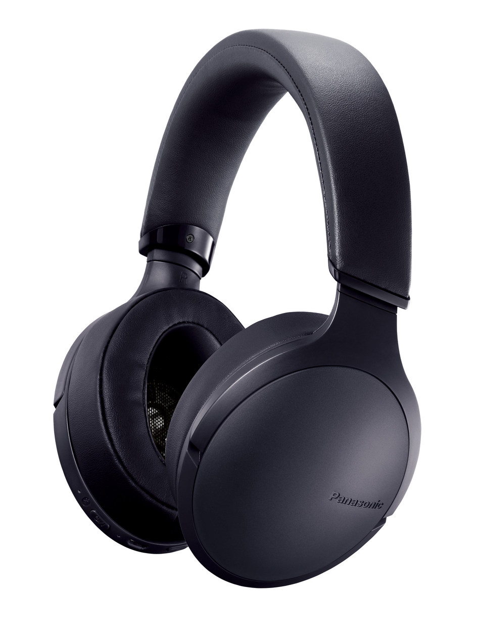 Panasonic Launches Wireless Bluetooth™ Headphones For Entertainment Lovers