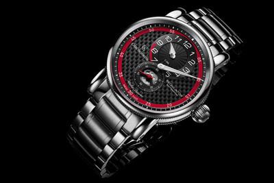 瑞宝推出灵感来自赛车运动的腕表Regulator Classic Carbon Racer