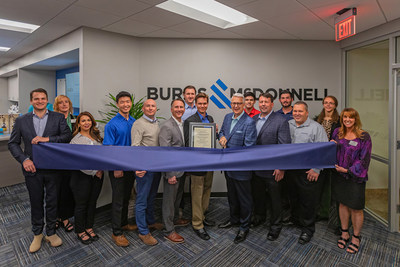 Burns & McDonnell Cuts Ribbon on New Office, Adds New Jobs in Tucson