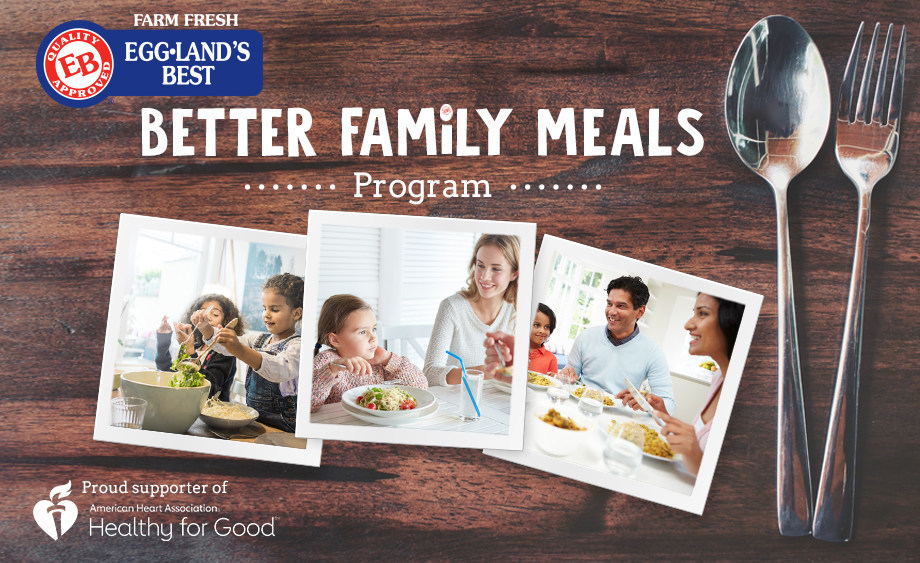 EB Better Family Meals Logo