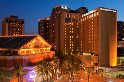 Dimension Development adds Doubletree by Hilton Hotel New Orleans to its Portfolio of Hotels