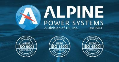 Alpine Power Systems Expands into the Arkansas Motive Power Market