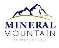 Mineral Mountain Resources Ltd. (CNW Group/Mineral Mountain Resources Ltd.)