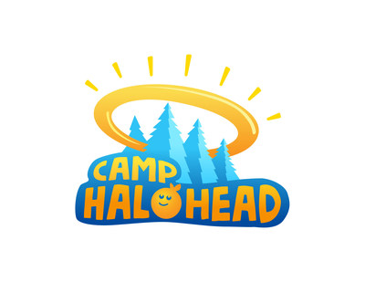 """Logo for """"Camp Halohead"""" Animated Entertainment Series Now Playing on YouTube"""