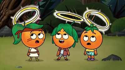 "Mandarin Campers Go To Earn Their Halos, One Good Choice At A Time in the ""Camp Halohead"" Animated Entertainment Series Now Playing on YouTube"