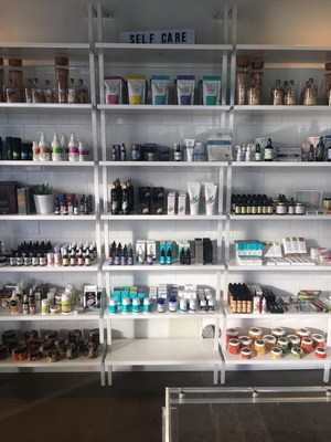 Kuida's line of CBD skincare products will become available for purchase to US consumers at Cannabis Now's store in Los Angeles, CA. 
