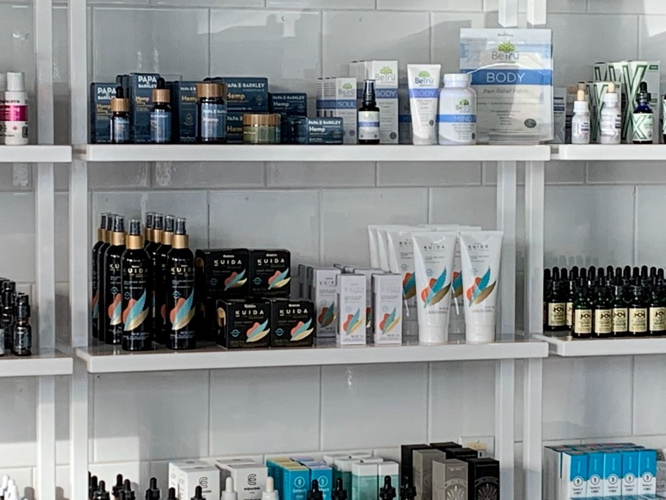 Kuida's line of CBD skincare products will become available for purchase to US consumers at Cannabis Now's store in Los Angeles, CA. (CNW Group/Khiron Life Sciences Corp.)