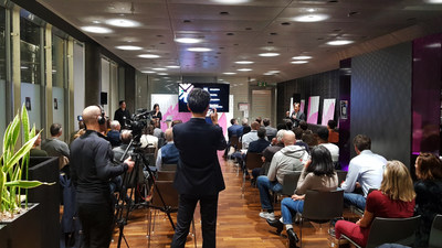 BOSAGORA and KoSAC showcased a collaborative decision making platform