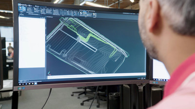 Autodesk Civil 3D serves as a primary design tool for the Virgin Hyperloop One team