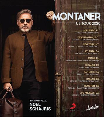 Ricardo Montaner anuncia su nueva gira