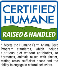 Certified Humane. (PRNewsFoto/Humane Farm Animal Care)