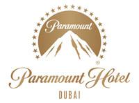 Paramount Hotel Dubai Logo (PRNewsfoto/Paramount Hotel Dubai)