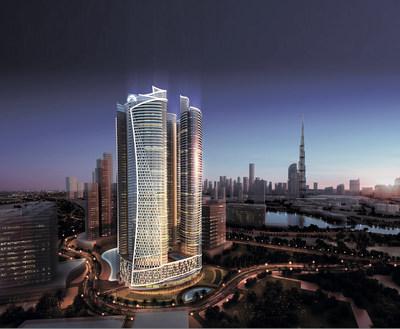 迪拜派拉蒙酒店试营业