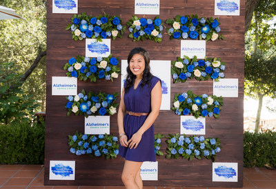 """Maria Spielberger, a member of the Avanir Pharmaceuticals Regulatory Affairs Department, was recognized by the nonprofit Alzheimer's Orange County as """"2019 Family Caregiver of the Year."""""""
