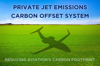 Paramount Business Jets Launches World's First Open Source Carbon Offset System to Better the Private Aviation Industry
