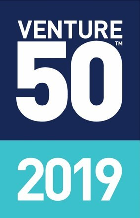 Colonial Coal was recognized as a Venture 50 company in 2019. The Venture 50 logo is a trademark of TSX Inc. and is used under license. (CNW Group/Colonial Coal International Corp.)