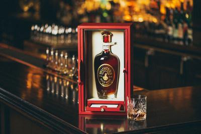 酩帝诗三年来首次发售庆典酸麦芽威士忌
