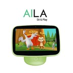 """DMAI Announces Pre-Order Date and """"America's Got Baby"""" Contest for Soon-to-be-Launched Educational AI Product, Animal Island Learning Adventure (AILA) Sit & Play™"""