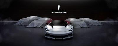 Future Automobili Pininfarina Product Portfolio