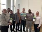 Liberty Advisor Group Employees Volunteer with Shirley Ryan AbilityLab
