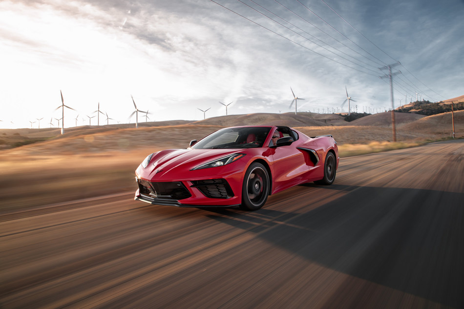 Motortrend Reveals Its 2020 Of The Year Award Winners