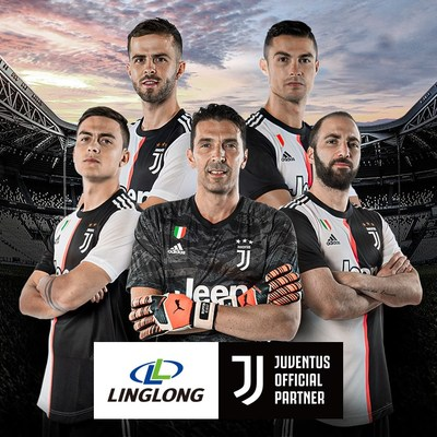 Linglong Tire and Juventus Extend Their Partnership by Three Years