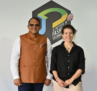Jd Institute Bangalore Welcomes International Designer Mariel Manuel At The Campus