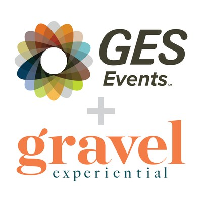 GES Events, a global, full-service provider of live events and Gravel Experiential, LLC, a Chicago-based experiential marketing and event production agency, announce partnership.
