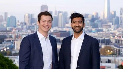 TRM co-founders Esteban Castaño and Rahul Raina