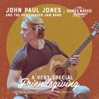 The Honey Baked Ham Company® Debuts a Friendsgiving Themed Album Featuring John Paul Jones