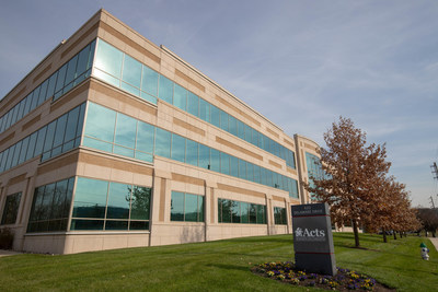 Acts Retirement-Life Communities New Headquarters in Fort Washington, Pennsylvania