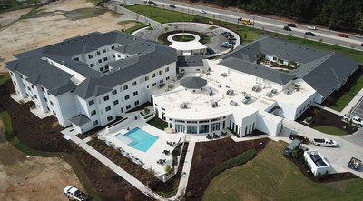 Watercrest Columbia Assisted Living and Memory Care is now open and welcoming residents to their new home in Columbia, SC.