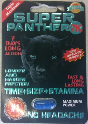 Super Panther 7k (CNW Group/Health Canada)