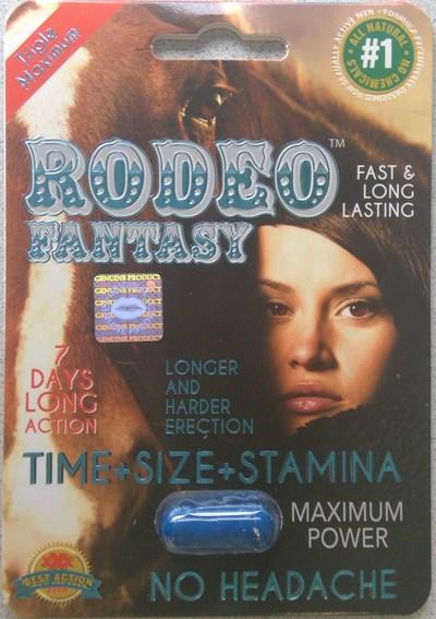 Rodeo Fantasy (CNW Group/Health Canada)