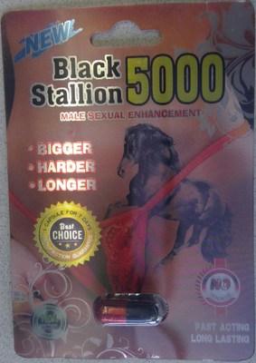 Black Stallion 5000 (CNW Group/Health Canada)