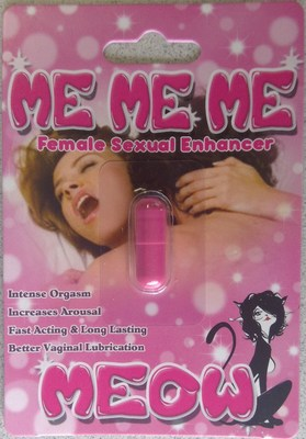 Me Me Me Meow (Groupe CNW/Santé Canada)