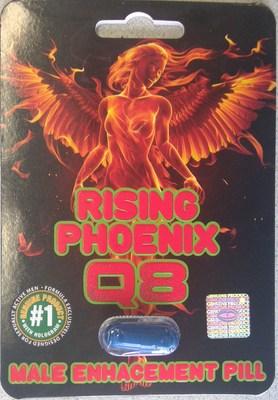 Rising Phoenix Q8 (Groupe CNW/Santé Canada)