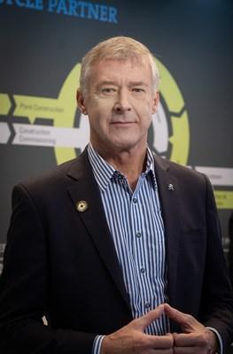 Tom Blades, Chairman of the Executive Board, Bilfinger SE.
