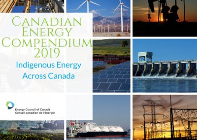 Canadian Energy Compendium 2019 - Indigenous Energy Across Canada (CNW Group/Energy Council of Canada)