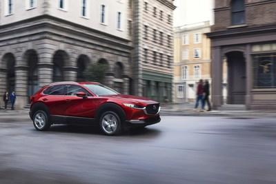 2020 Mazda CX-30 (U.S. specification) (CNW Group/Mazda Canada Inc.)