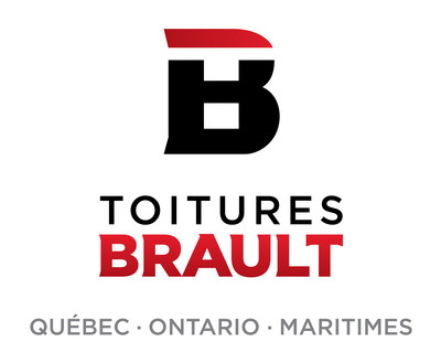 Logo : Toitures Brault (Groupe CNW/Toitures Brault)