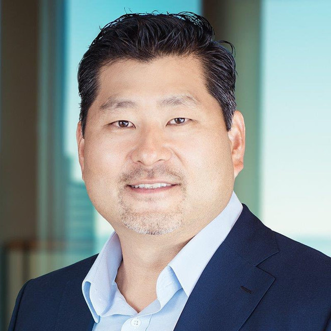 Harry Kim, inHealth's new Chairman of the Board