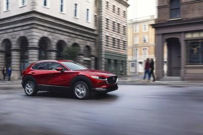 Mazda CX-30 2020 (spécifications pour le marché des États-Unis) (Groupe CNW/Mazda Canada Inc.)