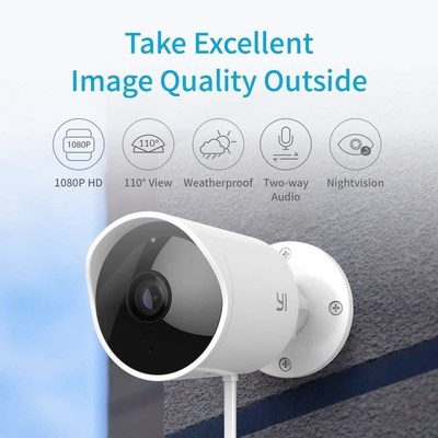 Yi Technology S Best Selling Outdoor Camera Partners With